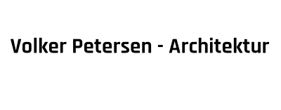 Volker Petersen - Architektur